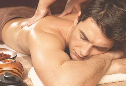 Maternité---Massage-dos